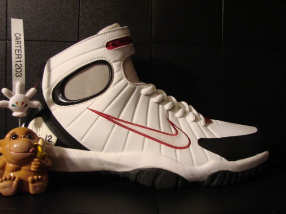 Nike Air Zoom Huarache 2K4 x Air Jordan XI (11) Sample