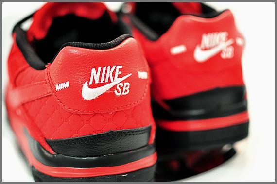Nike SB P-Rod 3 Sport Red September Quickstrike