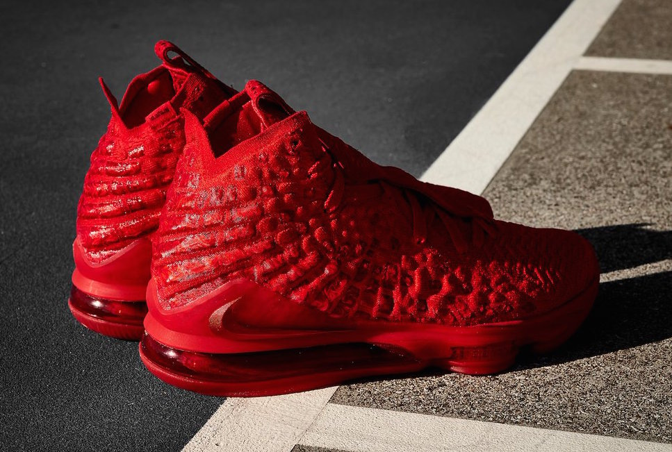 The Nike LeBron 17 Red Carpet Debuts This Week \u2022 KicksOnFire