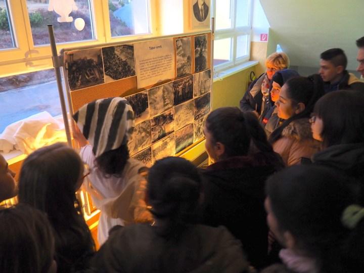 Galéria holocaust tábor smrti