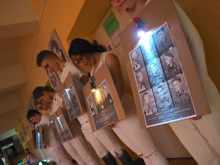 Galéria holocaust