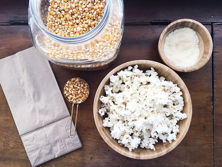 diy microwave popcorn kicks tv