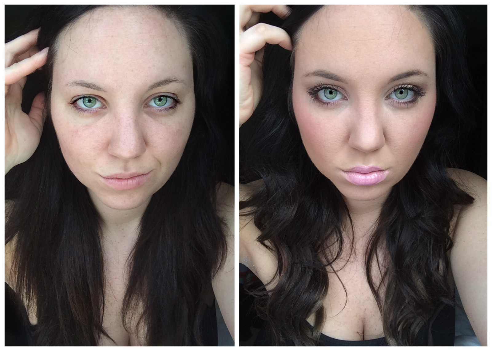 30 Before Amp After Photos That Shows The Power Of Makeup