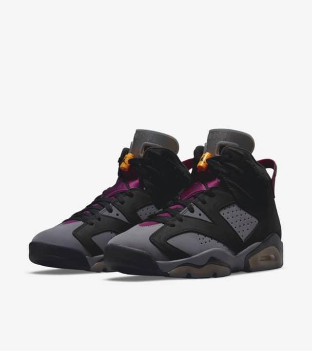 Air Jordan 6 Bordeaux