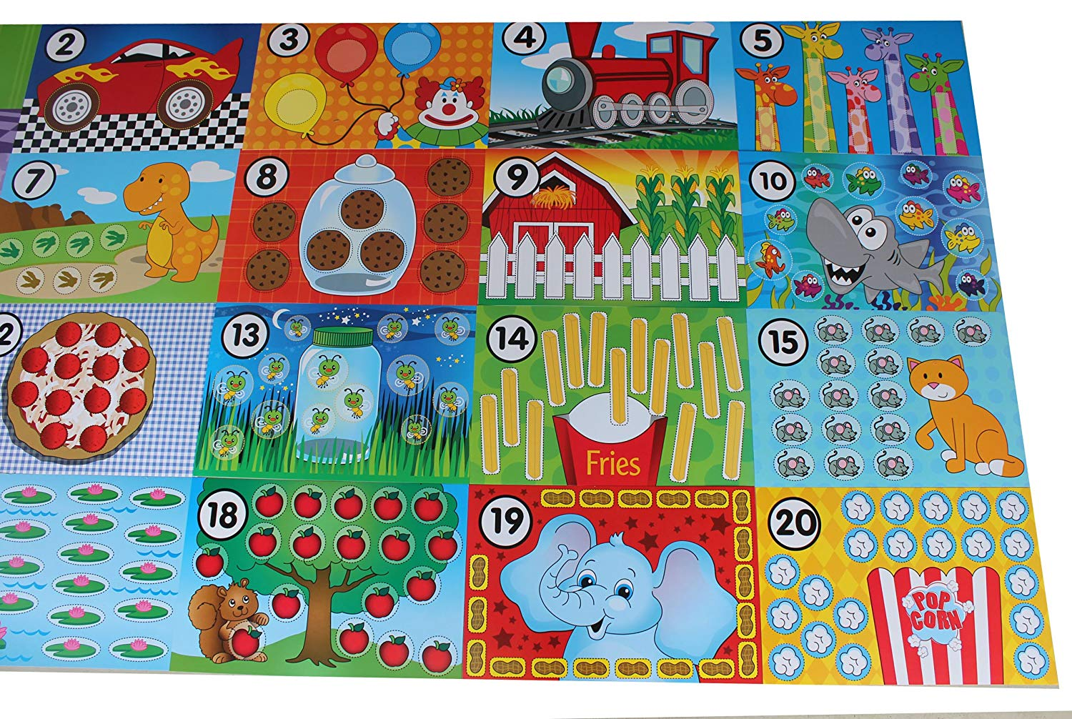 13 One To One Correspondence Games Amp Activities Number
