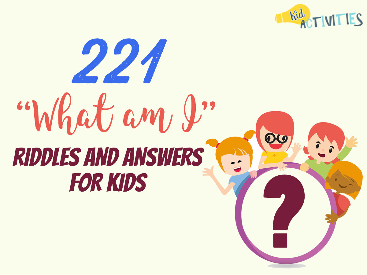 Get Here Riddles With Answers For Kids