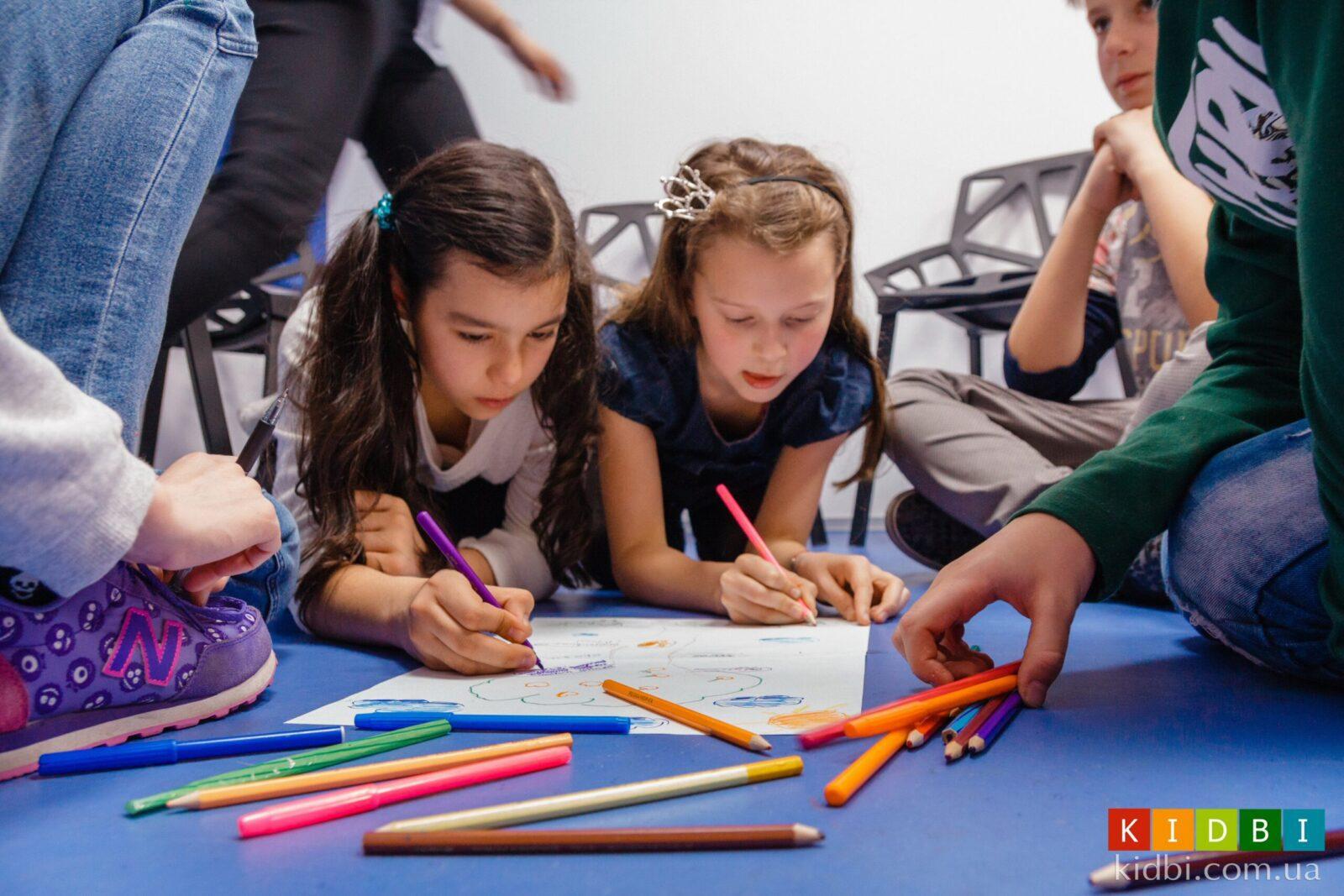 Курс лідерства та бізнесу для дітей 8-12 років