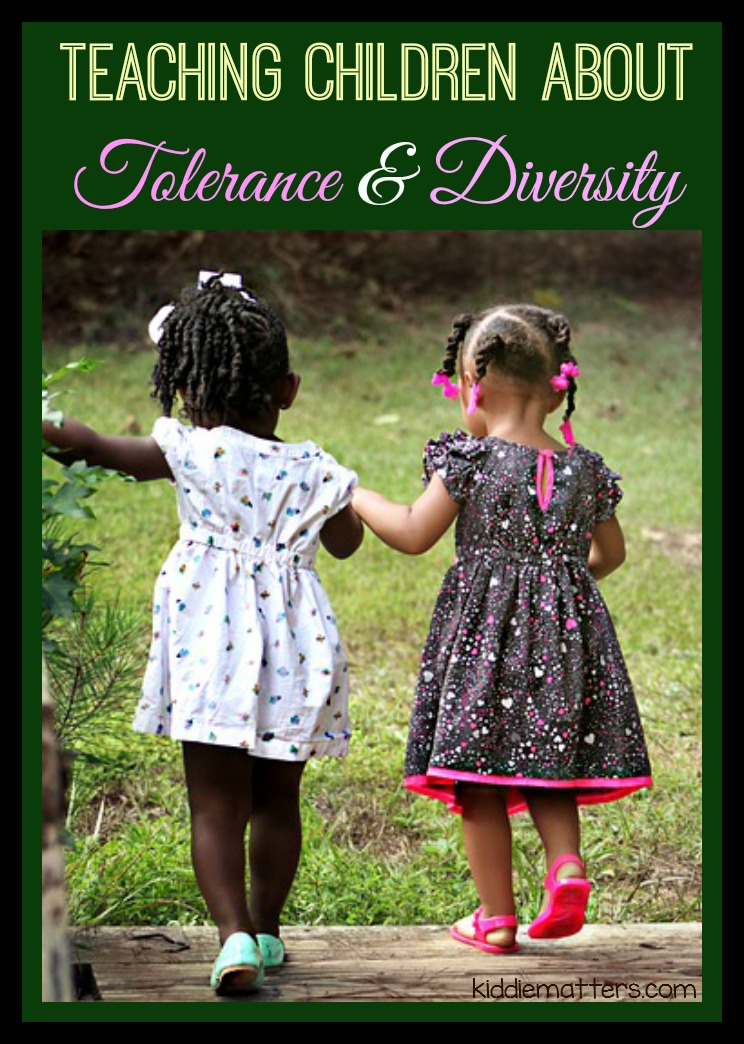 Teaching Children About Tolerance and Diversity
