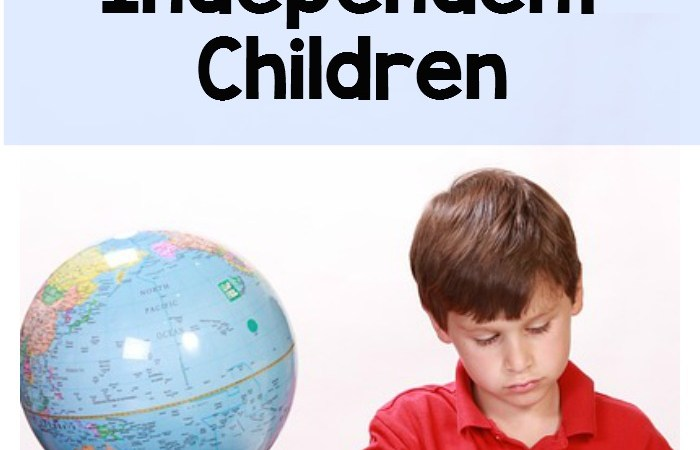 How To Raise Responsible And Independent Children