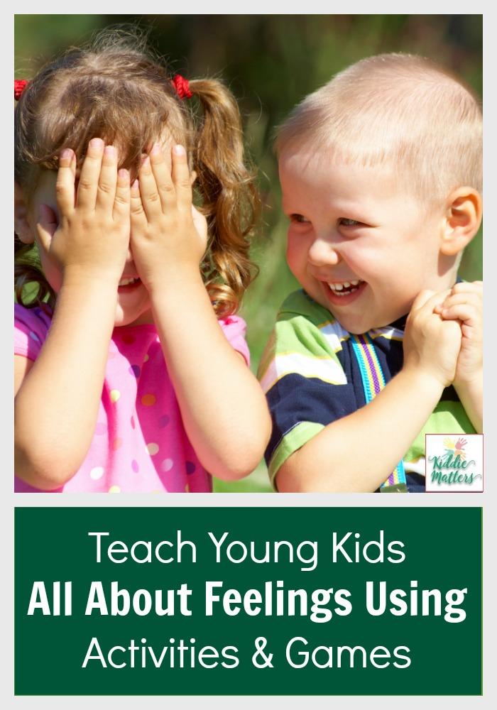 Teaching Kids feelings