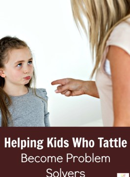 5 Ways To Get Kids To Knock It Off And Stop Tattling