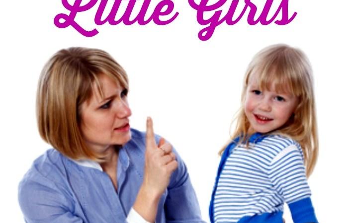 Gender Roles: 5 Phrases We Shouldn't Tell Little Girls