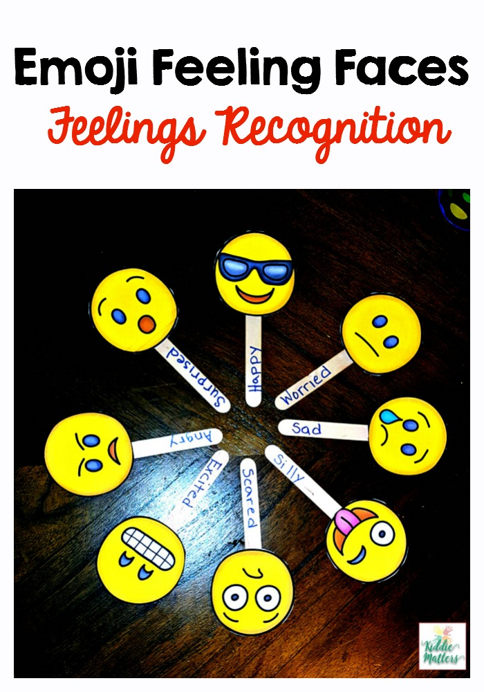 Emoji Feeling Faces Feelings Recognition