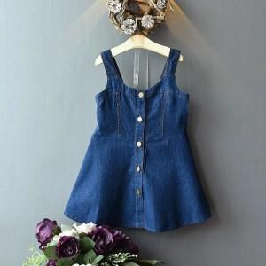 שמלת ג'ינס מספר אחת