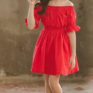 שמלה אש