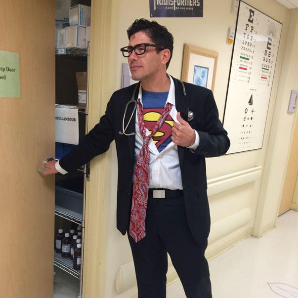 Superman-doctor