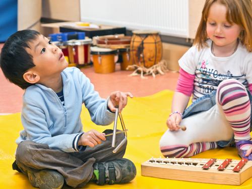 Kiddy-im-Kindergarten