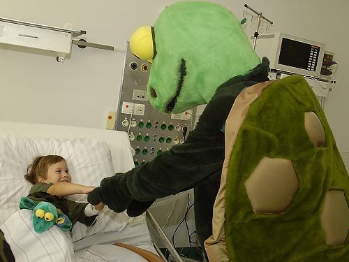 Kiddy-im-Krankenhaus