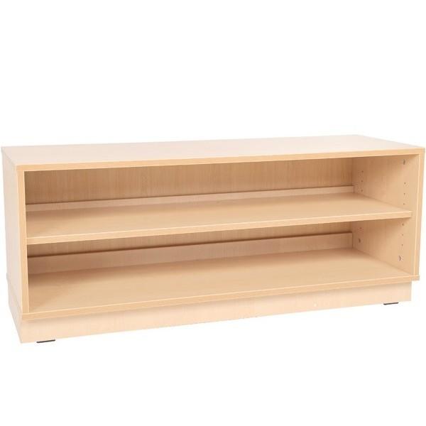 meuble bas avec une etagere