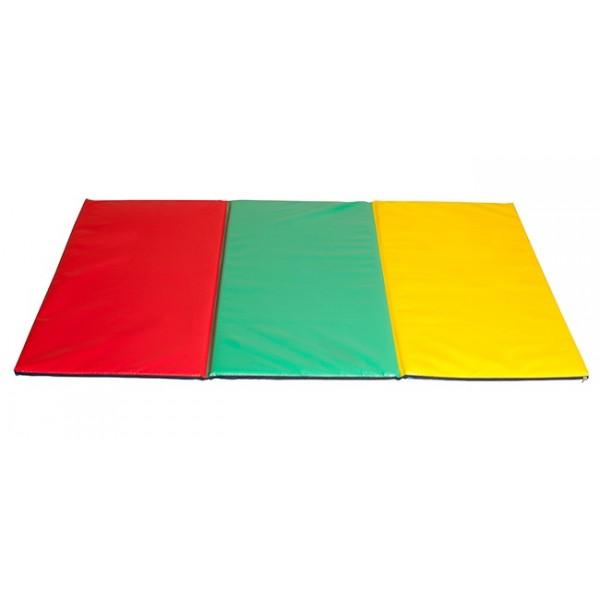 tapis gym pliable en 3