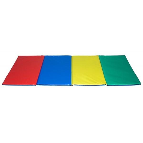 tapis gym bebe pliable