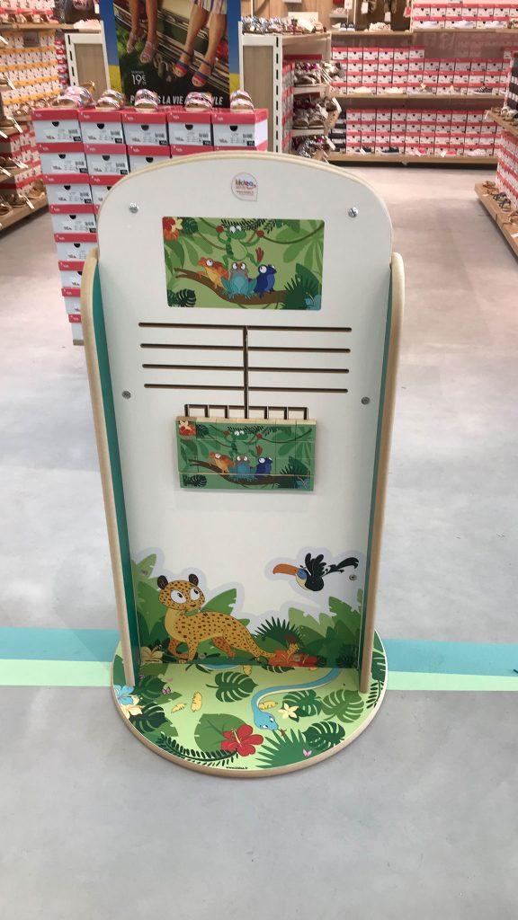 espace enfant enseigne gemo kidea concept