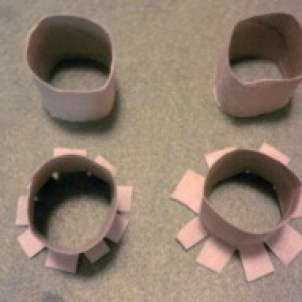 kid friendly thanksgiving table craft napkin rings,things to do with kids,great ideas/recipes,activities/crafts for kids,
