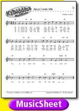 [music sheet]