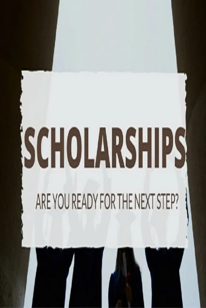 Scholarship review: Are you ready for the next step