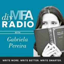 DIY MFA podcast by Gabriela Pereira - Reviews by The Banks