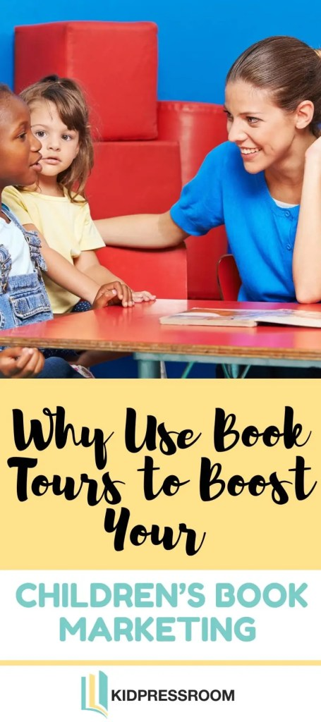 Tips to Use Book Blog Tours for Your Children's Book Marketing - KIDPRESSROOM