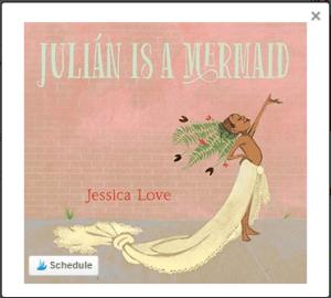 Julián is a Mermaid by Jessica Love - KIDPRESSROOM