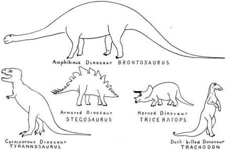 free printable dinosaur coloring pages # 21