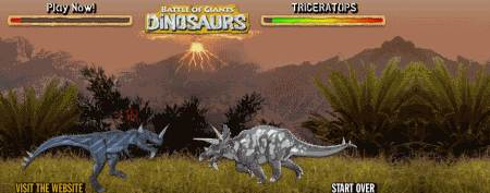 Free Online Dinosaur Games Online Dinosaur Fighting Games