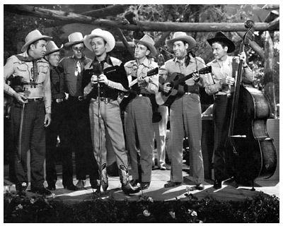 'Roy Rogers & Sons of Pioneers'