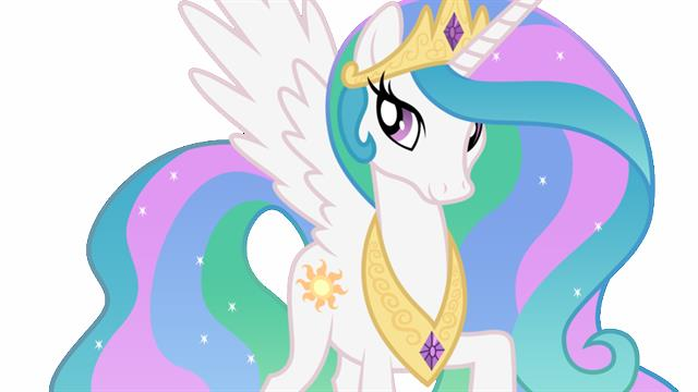 Kids N Fun Com 20 Coloring Pages Of Princess Celestia My Little Pony