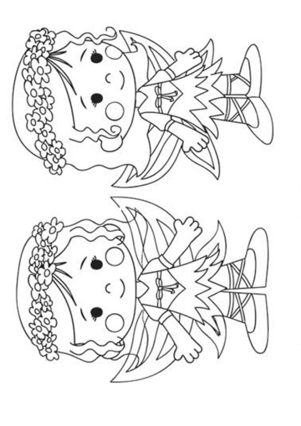 26 Coloring Pages Of Chloes Closet