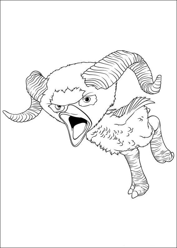 39 Coloring Pages Of Croods