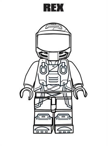 coloring pages lego # 13