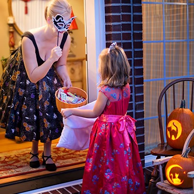 These best halloween party decoration ideas will definitely stun your guests—candy corn bunting and morgue door decor, anyone? Halloween Party Themes For Kids
