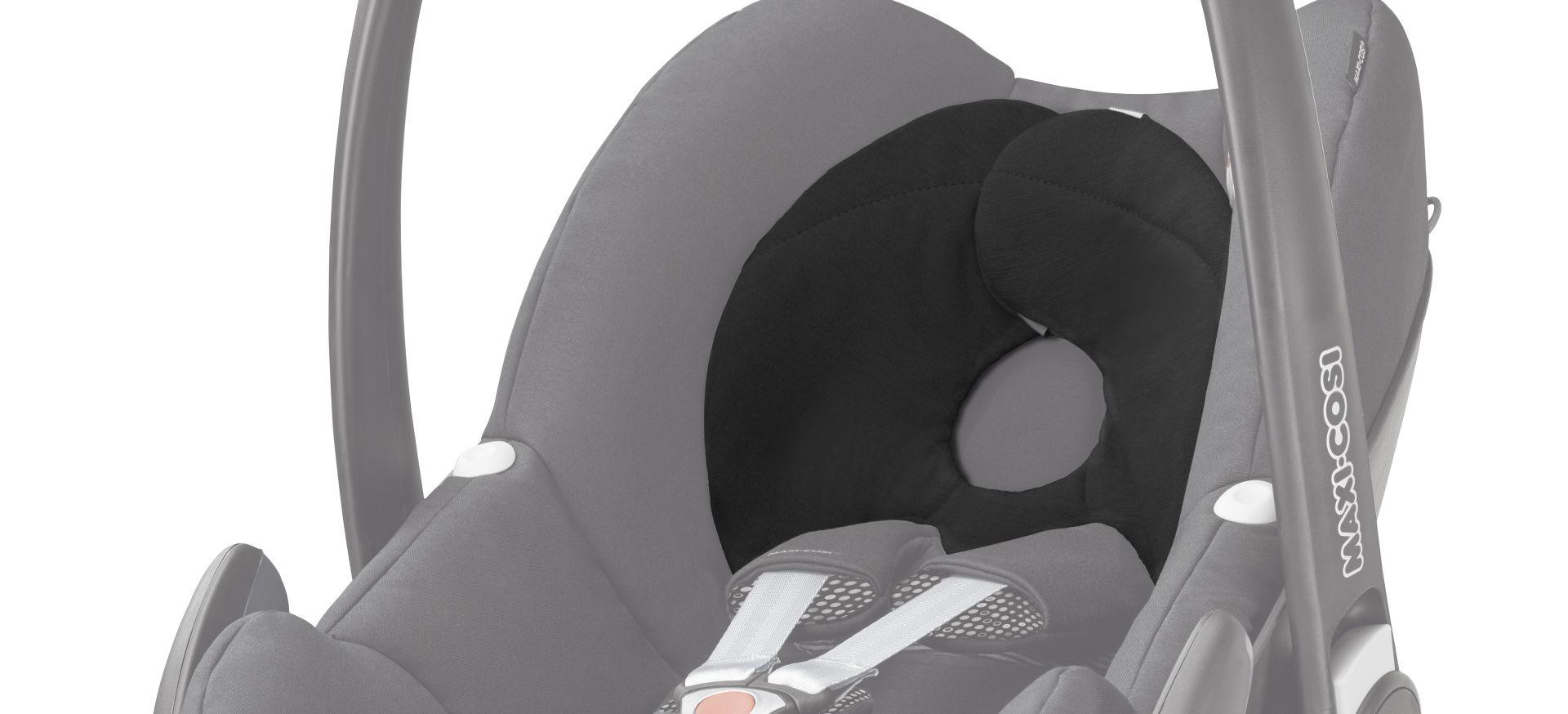 maxi cosi headrest pillow for infant car seat pebble plus