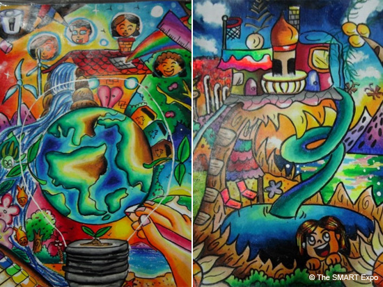 Art work by kids in art competitions | Kids and Parenting