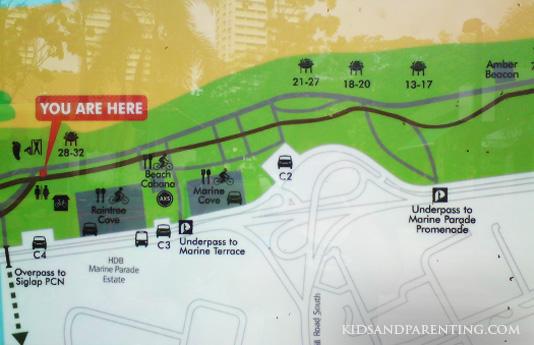 east-coast-park-maps