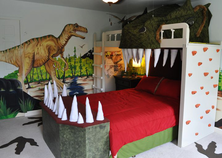 The Most Amazing Dinosaur Bedrooms Kids Bedding Dreams