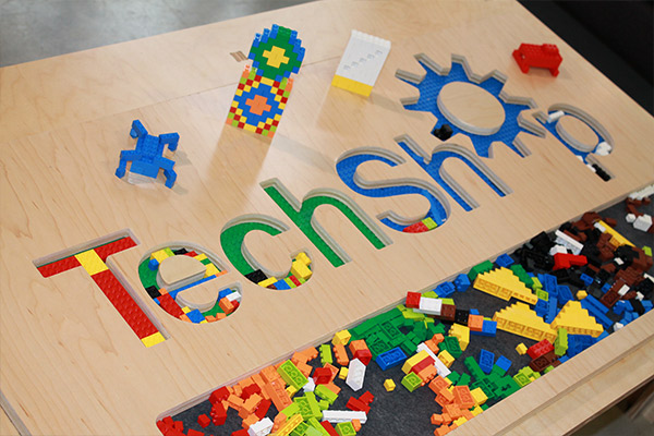 TechShop is among Pittsburgh's newer learning spaces.