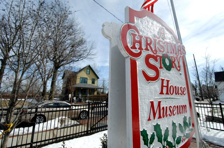 A Christmas Story House, Photo by Larry E. Highbaugh for ThisisCleveland.com