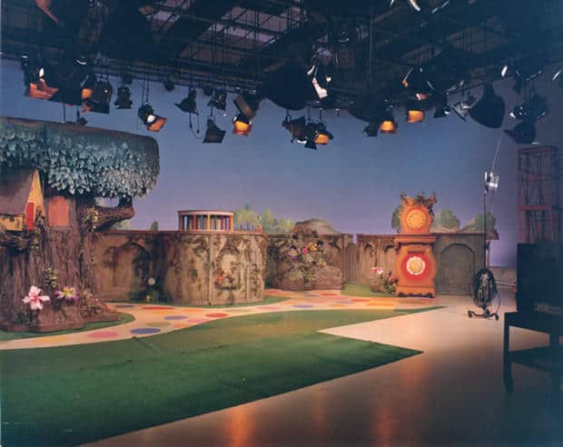 The Neighborhood of Make-Believe set.