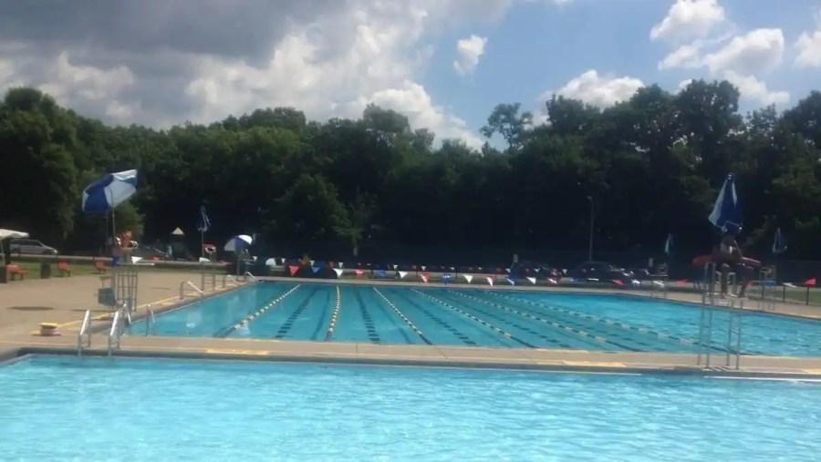 Pittsburgh swimming pool