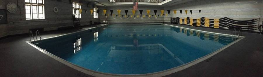 Pittsburgh swimming pools