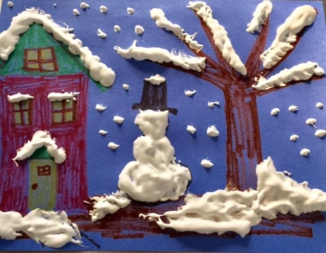 Maker Monday: 3-D Snow Paint